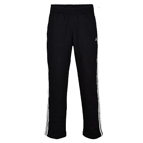 adidas阿迪达斯2013新款男子 内抓绒运动全能三条纹针织长裤X12195