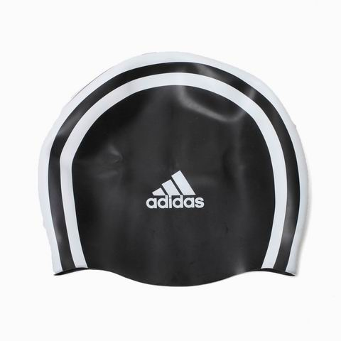 adidas阿迪达斯新款中性游泳帽802310