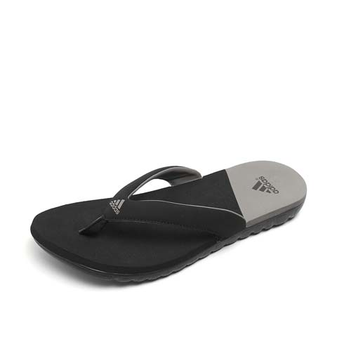 adidas阿迪达斯2016年新款男子休闲系列游泳鞋G15878