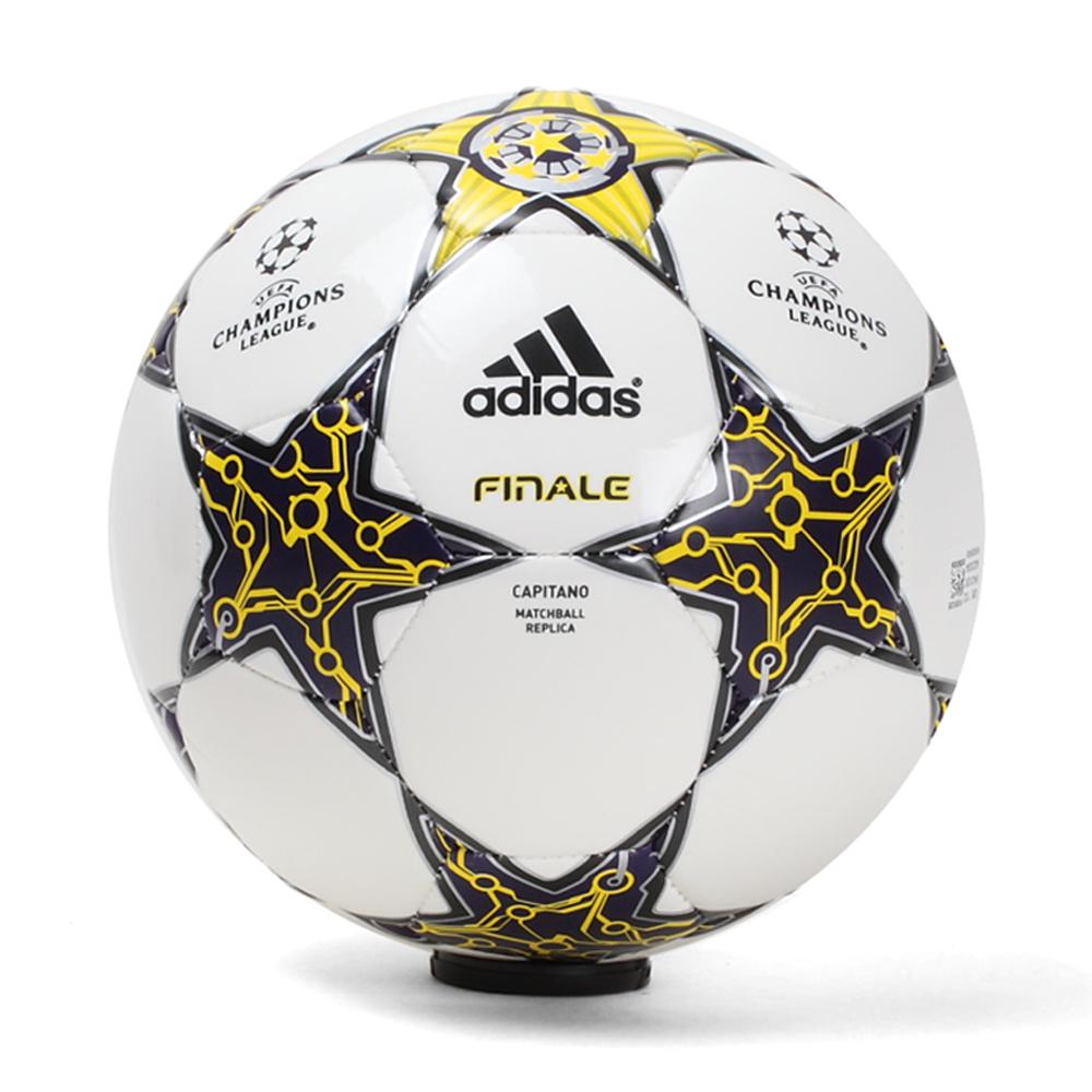 adidas阿迪达斯 男子 欧冠训练足球w43120
