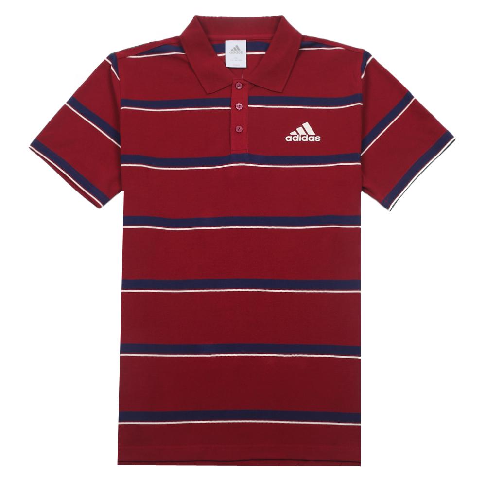 adidas阿迪达斯男子短袖polo衫w27929