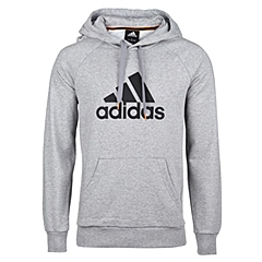 adidas阿迪达斯2017年男子运动全能连帽套衫X30452