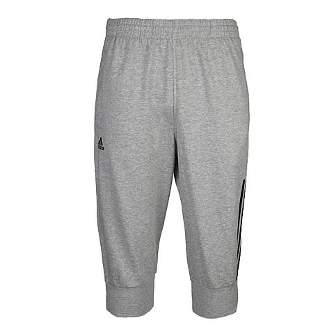 adidas阿迪达斯新款男子针织中裤Z32381