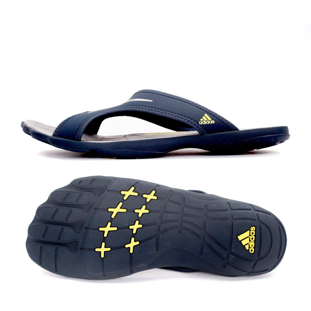 adidas阿迪达斯男子恢复系列凉拖鞋q23108