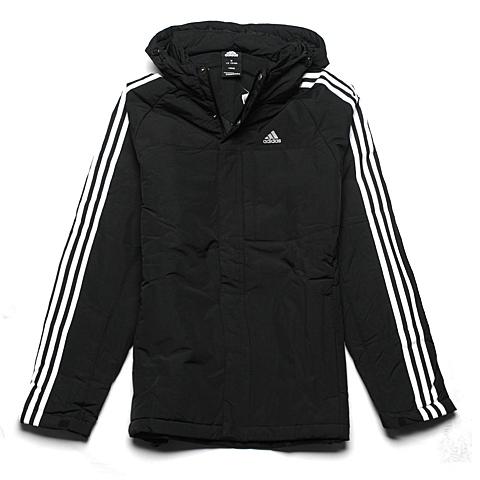 阿迪达斯新款羽绒服_【阿迪达斯adidasES831黑色】adidas阿迪达斯男子运动基础系列棉服X21212