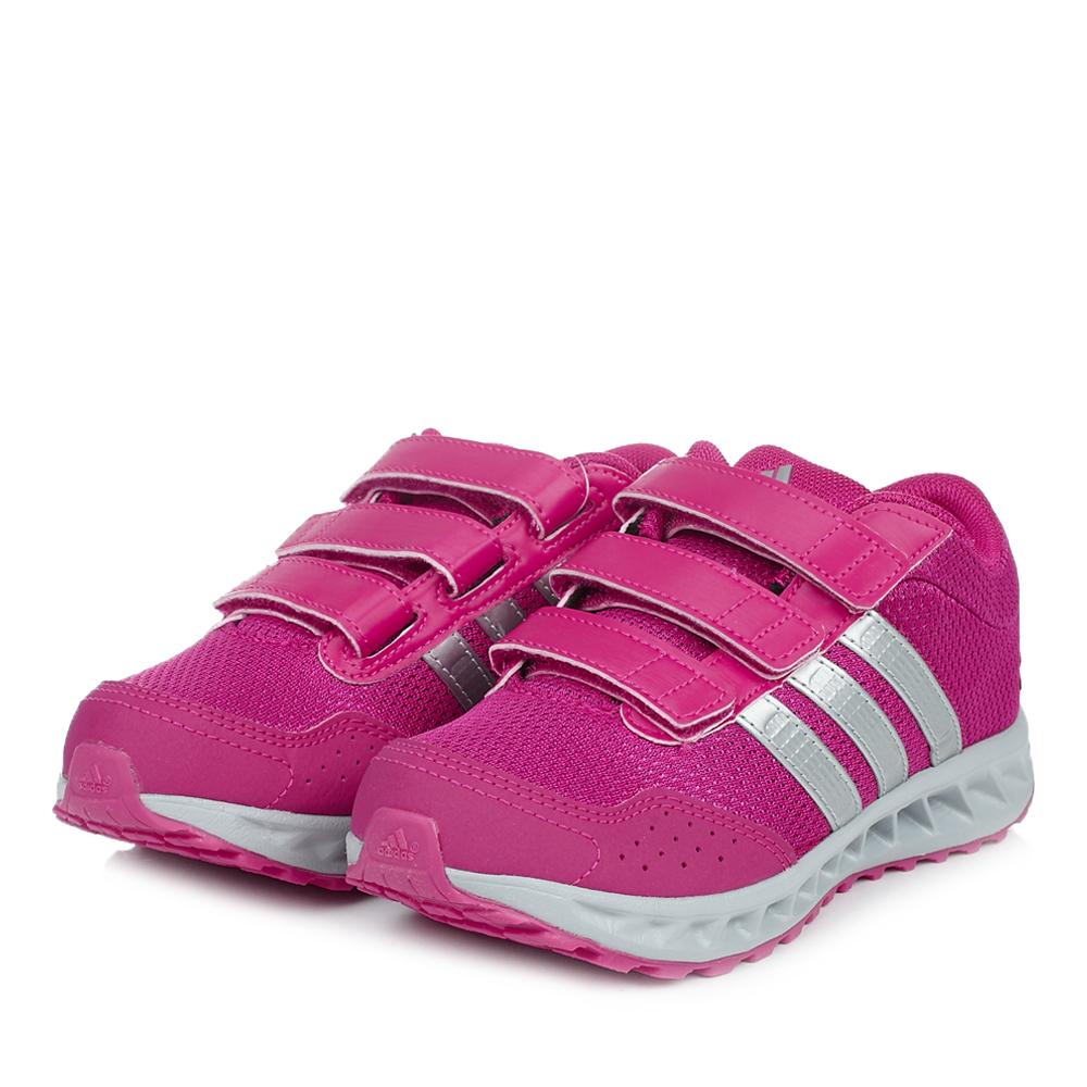 adidas 阿迪达斯童鞋 2014冬季蓝色男小中童运动鞋跑步鞋 b35580