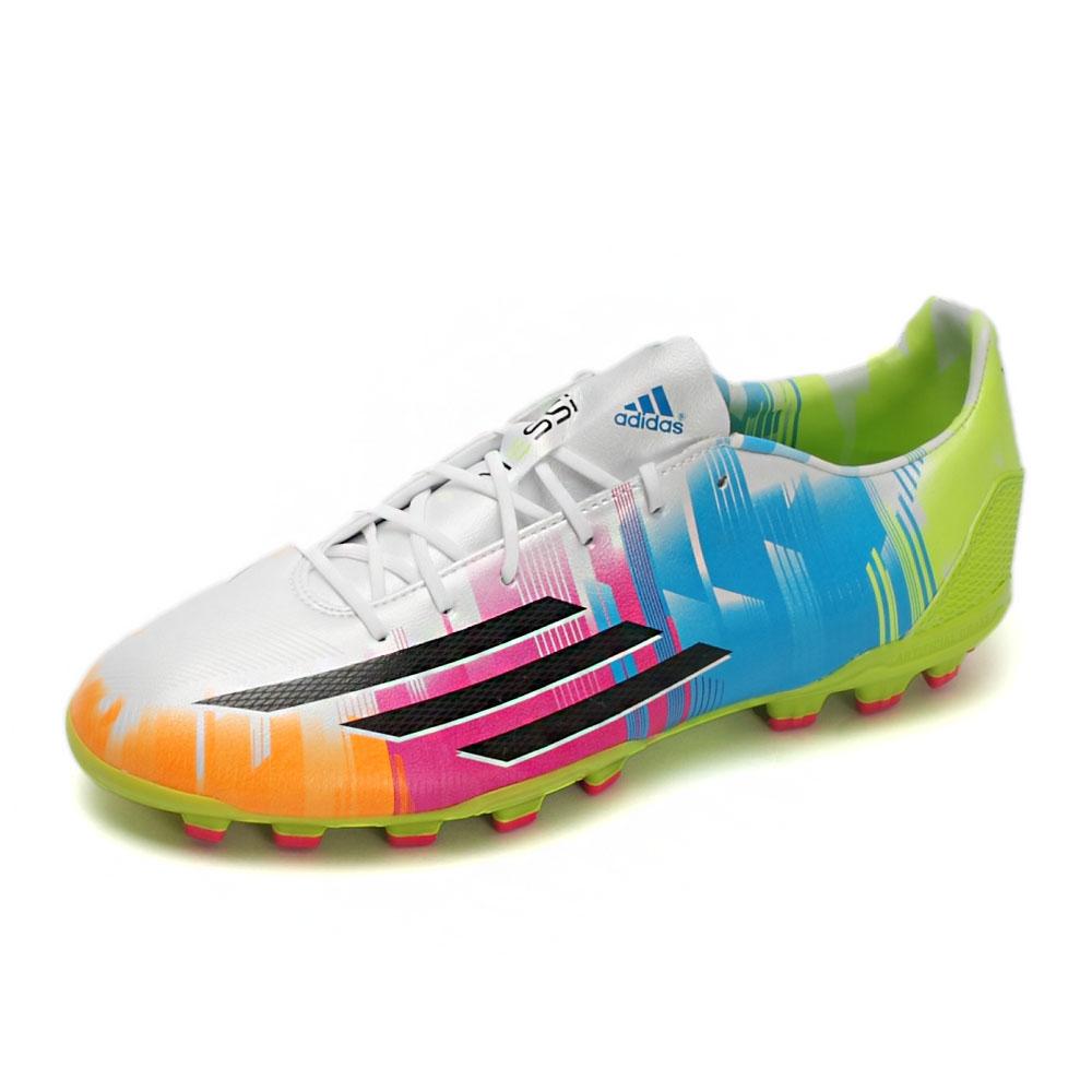 adidas阿迪达斯男子梅西系列ag胶质短钉足球鞋d67178