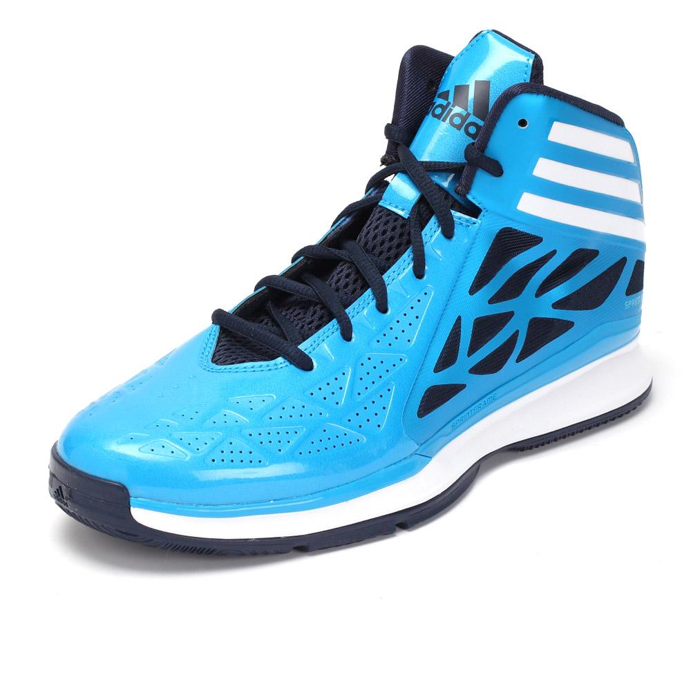 adidas足球鞋系列_adidas阿迪达斯2014新款男子QUICK系列篮球鞋G98330图片-优网上鞋城!
