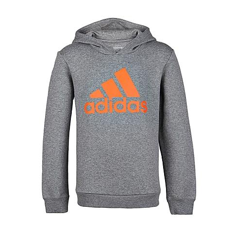 Adidas/阿迪达斯童装春季专柜同款新品男大童套头衫S16464