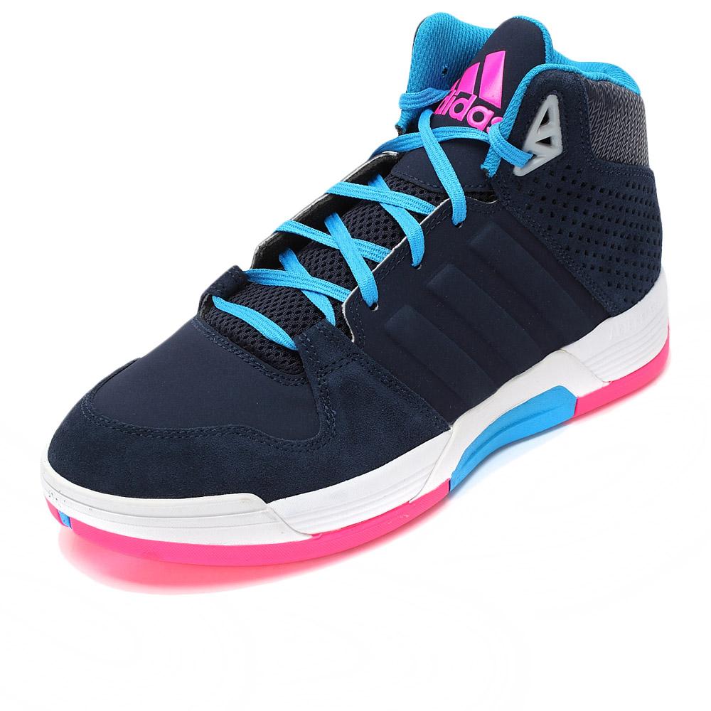 adidas阿迪达斯2015新款男子签约球员系列篮球鞋s85417
