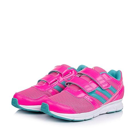 adidas阿迪达斯春季专柜同款小中童跑步鞋B26007