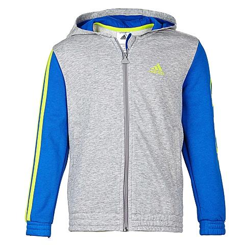adidas阿迪达斯春季专柜同款男小童基础系列外套S22535