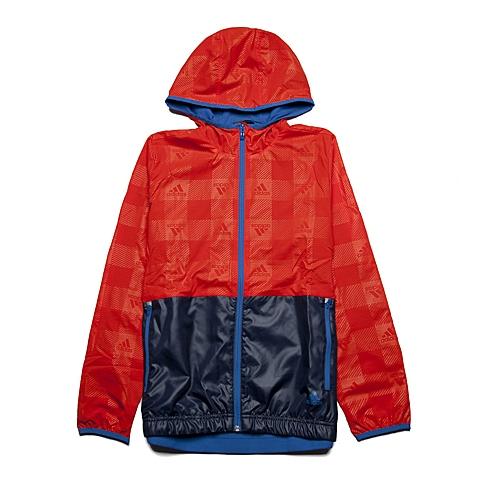 Adidas/阿迪达斯春季专柜同款男大童夹克S02807