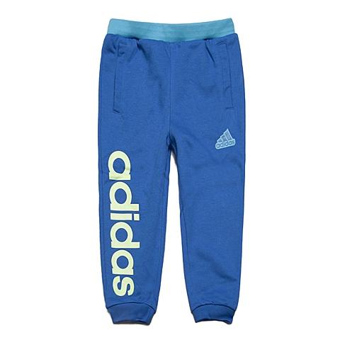 Adidas/阿迪达斯童装春季专柜同款男婴针织长裤S02718