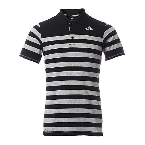 adidas阿迪达斯新款男子网球常规系列POLP衫S09655