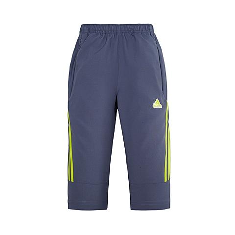 adidas阿迪达斯新款专柜同款男童梭织中裤892273