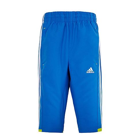 adidas阿迪达斯新款专柜同款男童CLIMA系列梭织中裤S22199