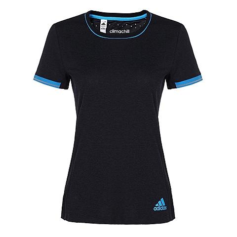 adidas阿迪达斯新款女子SUPERNOVA系列T恤S00221