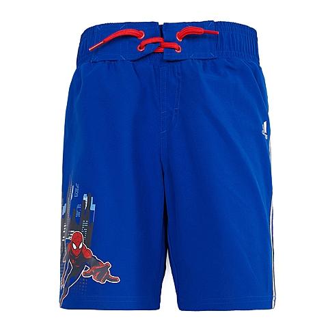 adidas阿迪达斯新款专柜同款男童迪士尼系列梭织短裤S17940
