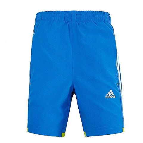 adidas阿迪达斯新款专柜同款男童CLIMA系列梭织短裤S22197