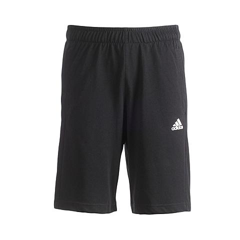 adidas阿迪达斯2017年新款男子运动基础系列针织短裤S17627