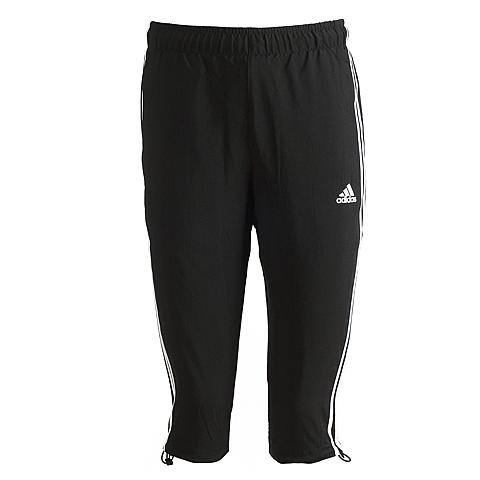 adidas阿迪达斯新款男子运动基础系列梭织中裤S88114