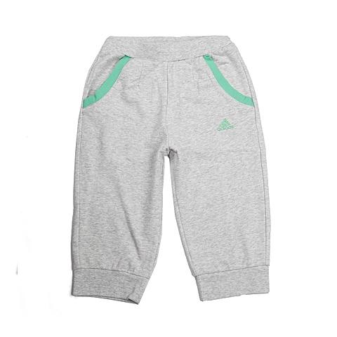 adidas阿迪达斯新款专柜同款女童WEEKEND系列针织中裤892510