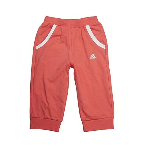 adidas阿迪达斯新款专柜同款女童WEEKEND系列针织中裤892511