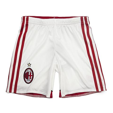 adidas阿迪达斯新款专柜同款男大童足球俱乐部系列针织短裤D87234