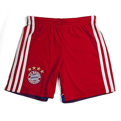 adidas阿迪达斯新款专柜同款男童足球俱乐部系列针织短裤F48532