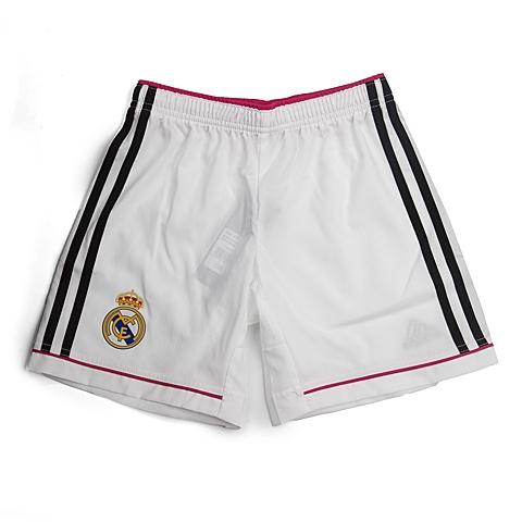 adidas阿迪达斯新款专柜同款男童足球俱乐部系列针织短裤M37456