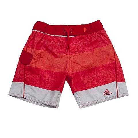 adidas阿迪达斯新款专柜同款男童户外系列沙滩裤S16408