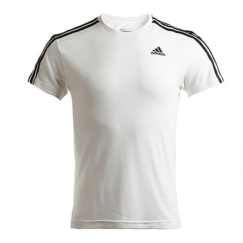 adidas阿迪达斯新款男子运动基础系列T恤S17661