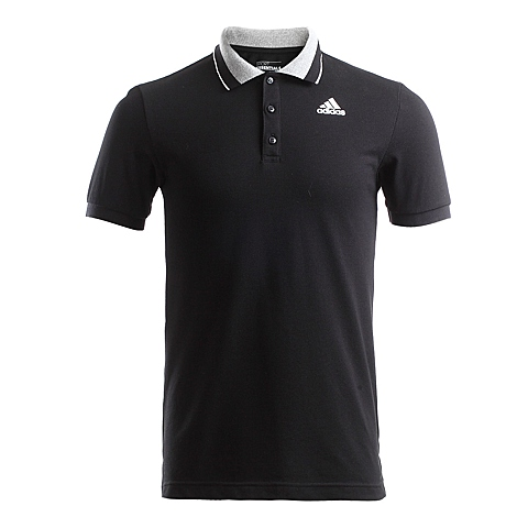 adidas阿迪达斯新款男子运动基础系列POLO衫S12329