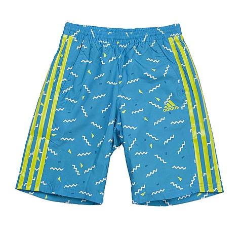 adidas阿迪达斯新款专柜同款男童FUN系列短裤892064