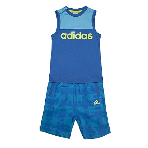 adidas阿迪达斯新款专柜同款男婴童时尚单品系列套服891980