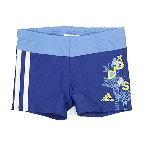adidas阿迪达斯新款专柜同款男童户外系列泳裤S21265