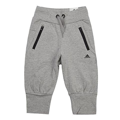 adidas阿迪达斯新款专柜同款女童WARDROBE系列中裤S21632