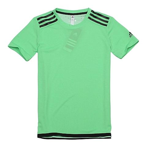 adidas阿迪达斯新款专柜同款男小童装系列T恤S19439