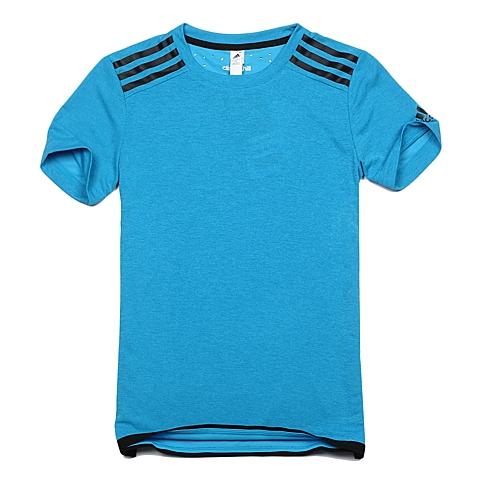 adidas阿迪达斯新款专柜同款男童童装系列T恤S86816