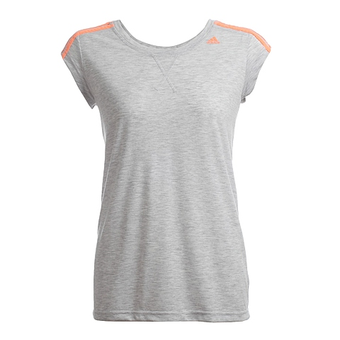 adidas阿迪达斯新款女子运动全能系列T恤S20973