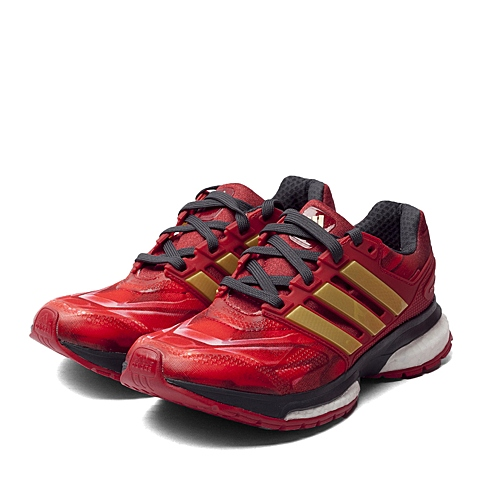 adidas阿迪达斯新款专柜同款男童BOOST系列跑步鞋AF6763