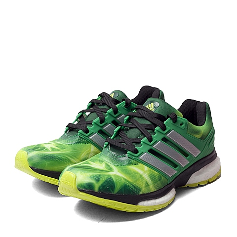 adidas阿迪达斯新款专柜同款男童BOOST系列跑步鞋AF6764