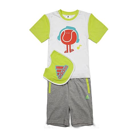 adidas阿迪达斯新款专柜同款男童其他套装针织套服892013