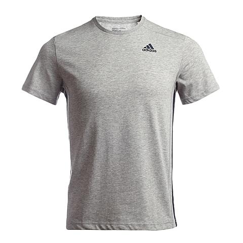 adidas阿迪达斯新款男子运动全能系列短袖T恤S17952