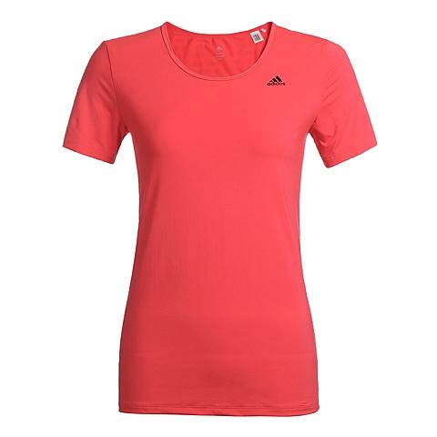 adidas阿迪达斯新款女子运动全能系列T恤AB5558