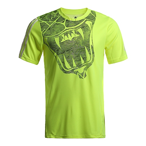 adidas阿迪达斯新款专柜同款男童Training系列短袖T恤AA8122