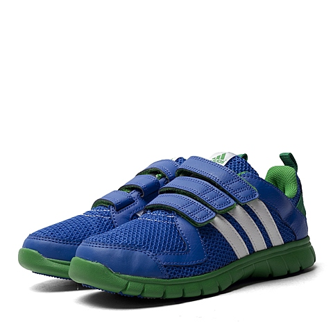 adidas阿迪达斯新款专柜同款男童Training系列训练鞋B23935