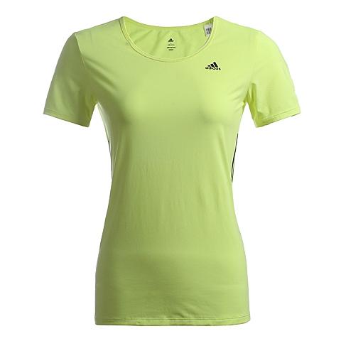 adidas阿迪达斯新款女子训练系列短袖T恤AB5557