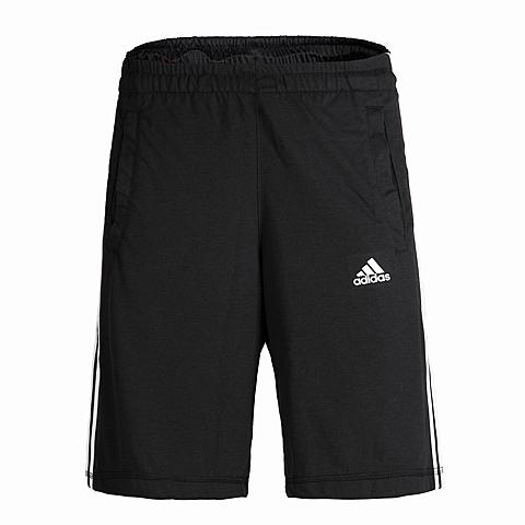 adidas阿迪达斯2016年新款男子运动基础系列针织短裤AA1620